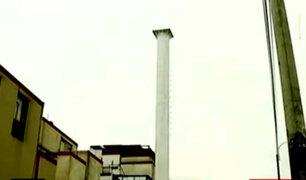 Barranco: multan a empresa que colocó panel publicitario dentro de condominio