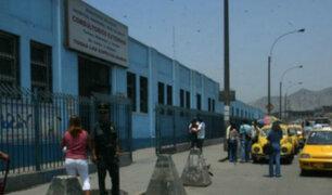Defensoría del Pueblo inspecciona hospital Dos de Mayo