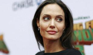 Angelina Jolie se arrepiente de haber pedido el divorcio a Brad Pitt