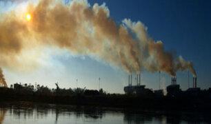 Nivel alarmante: advierten que CO2 en la atmósfera superó registros históricos