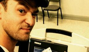 Justin Timberlake podría ir a la cárcel por tomarse un selfie
