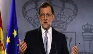 España: Mariano Rajoy acepta formar gobierno