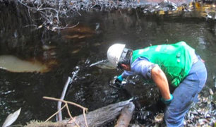 Loreto: fuga de petróleo fue por acción de terceros