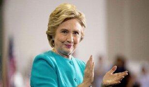 EEUU: Hillary Clinton lanza spot contra Donald Trump