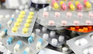 Congreso: aprueban proyecto que autoriza venta de medicamentos en supermercados