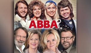 """ABBA anuncia su regreso """"virtual"""" a los escenarios en el 2018"""