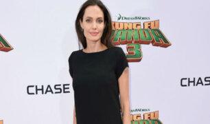 Angelina Jolie: señalan que tendría problemas de anorexia