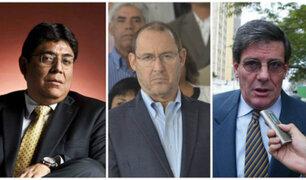 Chlimper, Cuba y Rey fueron elegidos miembros del directorio del BCR
