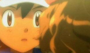 Pokémon: Tras 20 años de historias, Ash recibió su primer beso y así fue [VIDEO]