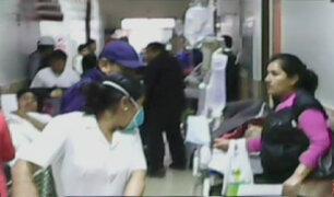 Hospital Carrión: pacientes denuncian que no son operados por falta de reactivos