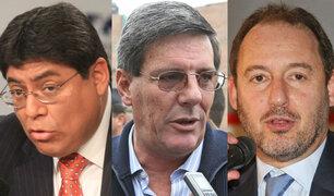 Polémica por designación de Chlimper, Cuba y Rey como miembros del directorio del BCR