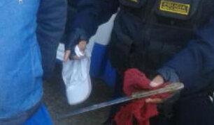 Trujillo: turista intenta agredir con cuchillo a recepcionista de hotel