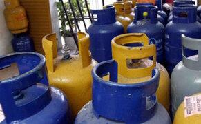 """Opecu: """"Precio de balón de gas beneficia solo a productores"""""""