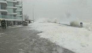 Ciclón extratropical provoca graves daños en Uruguay