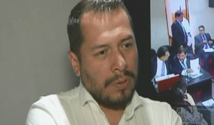Christian Salas advierte terremoto político por caso Lava Jato
