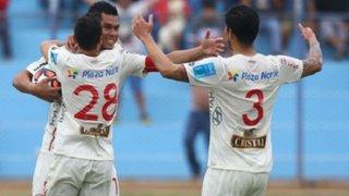 Universitario busca ganar a Sport Huancayo para ampliar su ventaja en la tabla