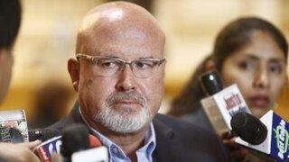 Carlos Bruce defendió a Pedro Pablo Kuczynski