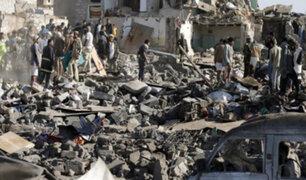 Yemen: bombardeo en cárcel deja 60 muertos