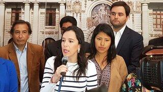 Frente Amplio pide nulidad de elección de Chlimper y Rey en el BCR