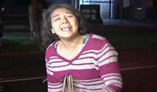 Miraflores: mujer intentó suicidarse lanzándose de acantilado
