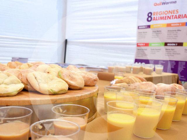 Vraem: Qali Warma entregará 10 toneladas de alimentos a escolares del centro poblado de San Miguel