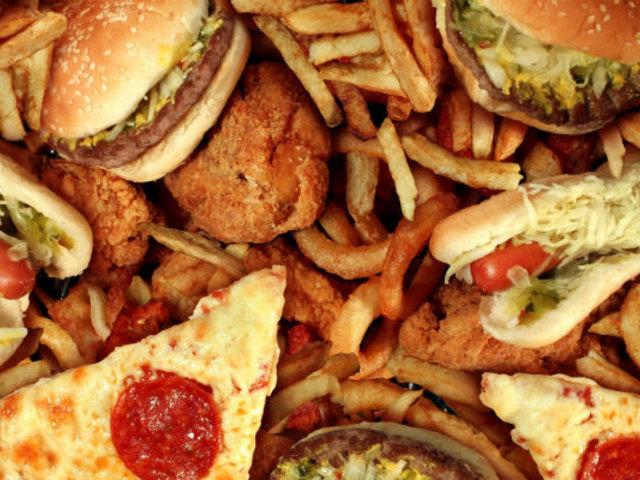 Obesidad en Perú: adecuada nutrición debe estar libre de alimentos procesados y 'fast food'