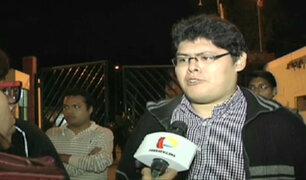 Convocan a marcha en rechazo a designación de directores del BCR