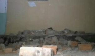 Colombia: viviendas sufren daños tras sismos de 5.4 y 5 grados
