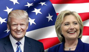 EEUU: Clinton pierde ventaja sobre Trump tras investigación del FBI