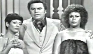 El día que Augusto Polo Campos juntó a Lucía de la Cruz y Eva Ayllón