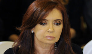Argentina: Cristina Fernández denuncia 'espionaje y persecución política'