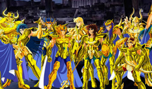 Saint Seiya: Así serían las armaduras de los Caballeros Dorados en la vida real [FOTOS]