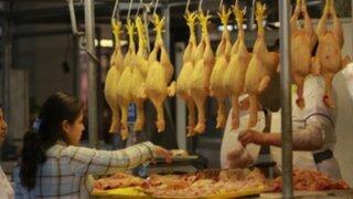 Atención: se registra aumento en precio del pollo y otros alimentos