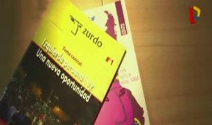 Marisa Glave acudió a la presentación de revista donde escribe exemerretista Alberto Gálvez Olaechea
