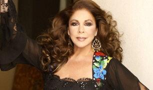 Isabel Pantoja regresa con un disco de canciones de Juan Gabriel