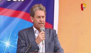 El balance del ministro Thorne: anuncian que reducción del IGV será el 2017
