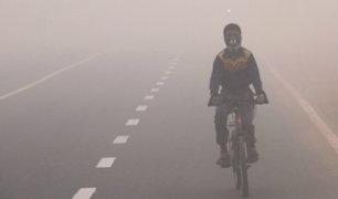 Unicef: contaminación mata cerca de 600 mil niños anualmente
