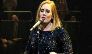 Adele confesó que padeció depresión posparto