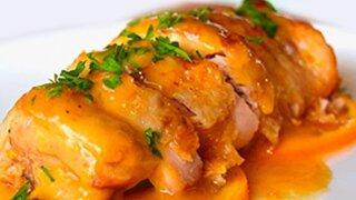 Aprende a preparar pollo a la naranja con esta rica y fácil receta