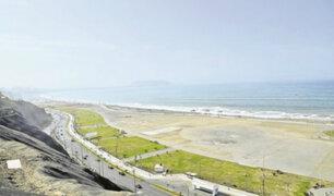 Magdalena: aún no se inician obras de playa artificial en la Costa Verde