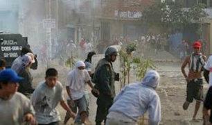 Ucayali: violentos enfrentamientos por reincorporación de alcalde