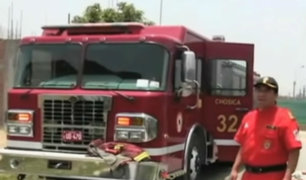 Chosica: niño con habilidades especiales murió asfixiado durante incendio