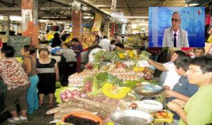 ¿Por qué sube el precio de los alimentos? González Izquierdo da la respuesta
