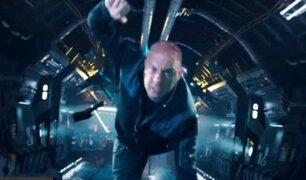 """Vin Diesel: nuevo tráiler de """"XXX: El regreso de Xander Cage"""""""