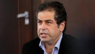 Rechazan pedido de detención domiciliaria a Martín Belaunde Lossio