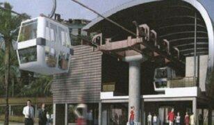 Aún no se inicia construcción del teleférico que unirá SJL e Independencia