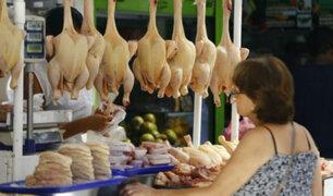 Alza del precio del pollo se debería a un proceso cíclico