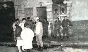 Se cumplen 25 años de la matanza de Barrios Altos