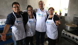 Ministro Gonzalo Tamayo inauguró primeras conexiones de programa 'BonoGas'