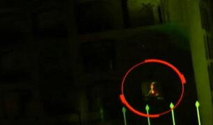Se revela misterio sobre supuesto fantasma de Chosica